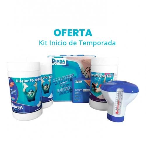 Kit Inicio de Piscina | Tratamiento...